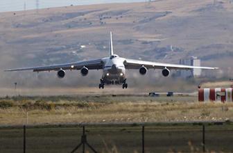 S-400 teslimatında 2.  gün Rus uçakları Ankara'ya indi