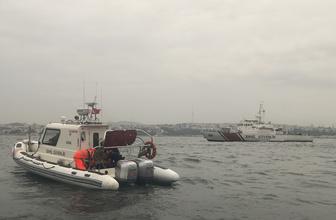 İstanbul Eminönü'nde denizde erkek cesedi bulundu