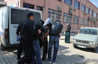 Trafolardan 6 ayda 400 bin liralık kablo çaldı sonunda tutuklandı