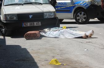 Konya'da bir kişi av tüfeğiyle komşusunu öldürdü