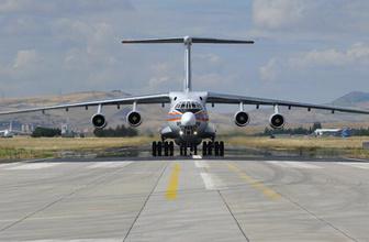 S-400'lerle ilgili son dakika gelişmesi beşinci uçak da Ankara'ya indi