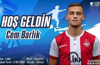 BB Erzurumspor'dan gurbetçi transferi!