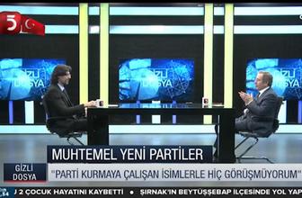 Abdüllatif Şener'den Abdullah Gül ve Ali Babacan'a Saadet çağrısı