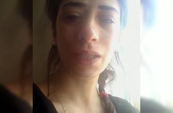 Kaçırılan Türk gemicinin eşi gözyaşlarıyla yardım istedi