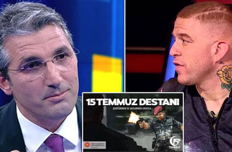 Gökhan Özoğuz-Nedim Şener tartışması alevleniyor! Halisdemir'in afişini paylaştı