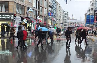 Yazın ortasında serin ve yağışlı hava! Meteoroloji'den son dakika uyarısı