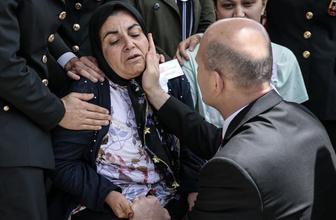 Hakkari'de 3 askerin şehit düştükleri anı Süleyman Soylu anlattı