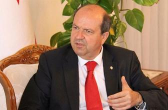 Kuzey Kıbrıs Başbakanı Tatar'tan sıcak temas açıklaması: Kaybedecek olan Güney Kıbrıs'tır
