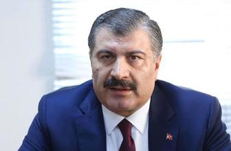 Sağlık Bakanı açıkladı!  'ALO 184' hattını günde kaç kişi arıyor