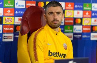 Kolarov için Roma'dan Fenerbahçe'ye iyi haber