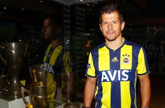 Maç öncesi Emre Belözoğlu'na büyük jest