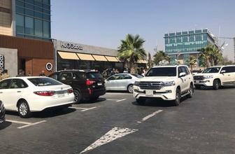 Irak'ın Erbil Kentinde Türk konsolosluk çalışanlarının olduğu restorana silahlı saldırı