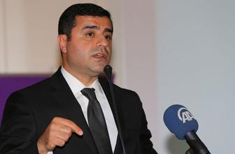 Selahattin Demirtaş'ın davasında ikinci gün : 'Salla gitsin tutarsa...'
