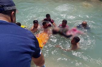 Adıyaman'da sulama kanalına giren çocuk öldü