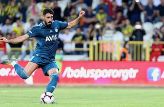 Fenerbahçe, Tolga Ciğerci'yle uzattı