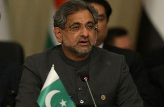 Eski Pakistan Başbakanı Abbasi tutuklandı