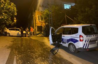 Beykoz'da iki katlı evi kundaklandılar Çok sayıda kişi diri diri yanacaktı