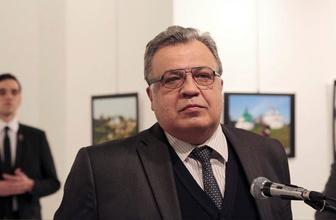 Rus Büyükelçi Karlov'un öldürülmesi! Altı TRT çalışanına operasyon