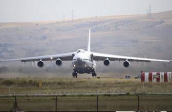 S-400 sevkiyatı tam hız devam ediyor 16. uçak da indi