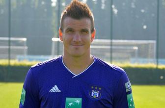 Trabzonspor, Hırvat golcü Ivan Santini için pazarlığa devam ediyor