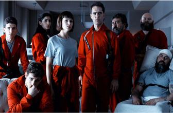 La Casa de Papel 3. sezon başladı! Netflix'in heyecanla beklenen dizisi geri döndü