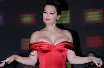 Şarkıcı Demet Akalın ve kızının olduğu araca yumruklu saldırı