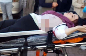 Hamile eşine sokak ortasında kurşun yağdırdı, Bebeği ölü doğdu