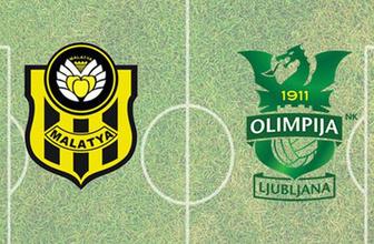 Yeni Malatyaspor-Olimpija Ljubljana maçı bilet fiyatları belli oldu