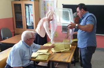 İptal edilen seçimleri AK Parti kazandı