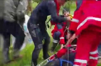 Düzce'de arama kurtarma çalışmalarına devam ediliyor