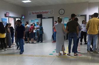 Tekirdağ'da zehirlenen 45 kişi hastanelik oldu