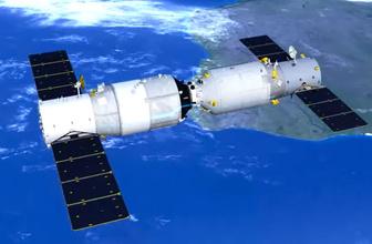 2016 yılında gönderilmişti! Çin'in uzay istasyonu Dünya'ya ayak bastı
