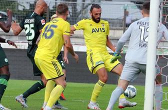 Fenerbahçe, Alman temsilcisi Wolfsburg ile yenişemedi!