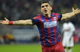 Trabzonspor Rumen golcü Claudiu Andrei Keseru'nun peşinde