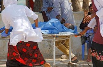 Somali'de bombalı saldı! 17 ölü