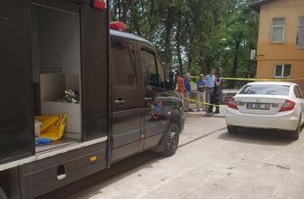Meteoroloji Genel Müdürlüğü'nde civa bulunan cam fanus yere düştü 13 kişi hastaneye kaldırıldı