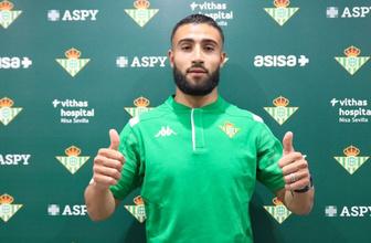 Nabil Fekir'in yeni adresi Real Betis