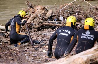 Düzce'deki sel felaketinde 2 ceset daha bulundu