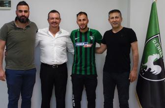 Denizlispor, Zeki Yavru'yu transfer etti