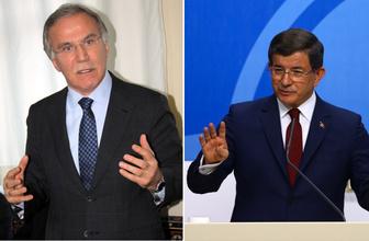 Ahmet Davutoğlu sözünü tutacak mı? AK Partili Mehmet Ali Şahin çağrı yaptı