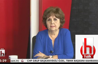 Halk TV mektupla çalkalanıyor! Ayşenur Arslan herşeye tanık olmuş