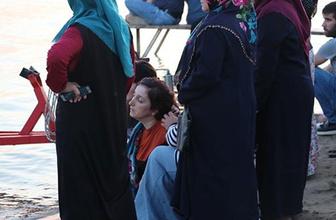 Kocaeli'nde gölde kaybolan çocuğun annesi yürek burktu