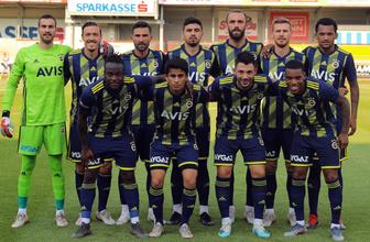 Fenerbahçe'nin Audi Cup kadrosu belli oldu