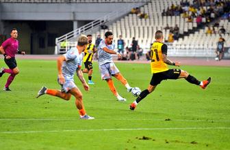 Medipol Başakşehir, AEK Atina ile berabere kaldı