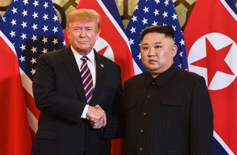 Trump'tan Kim sözleri: Beni hayal kırıklığına uğratmak istemez