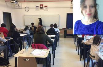 Antalya'da öğrenciler soru sordu! Öğretmenin başına gelmeyen kalmadı