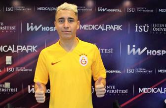 Galatasaray Emre Mor'u bir yıllığına kiralık olarak kadrosuna kattı