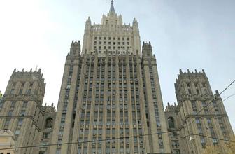 RusyaDışişleri Bakanlığı INF anlaşmasının resmen sona erdiğini açıkladı