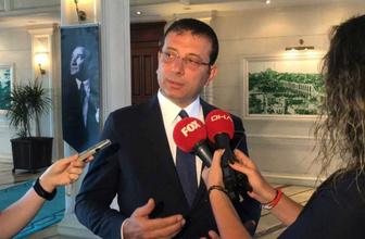 İmamoğlu'ndan 50 gazetecinin işten çıkarılmasına ilişkin açıklama