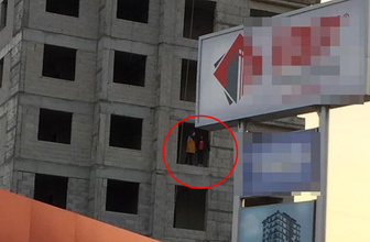 Esrarengiz olay! Kayseri'de iki kız çocuğu birlikte 4'üncü kattan atladı